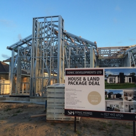 Steel Frame Projects From NZ Framing