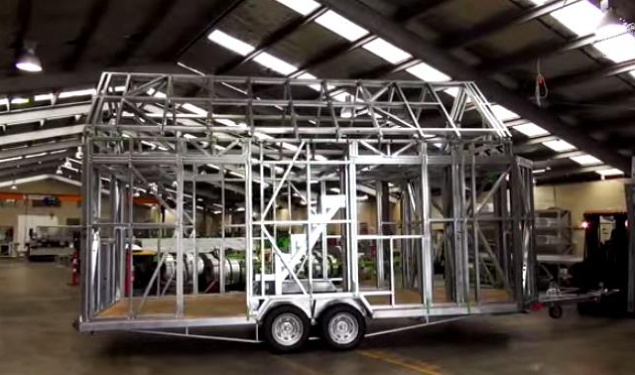 Light Steel Frame Home